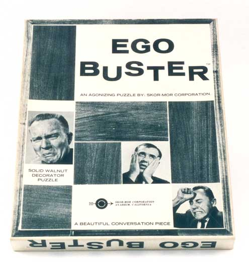 ego buster Invitation to insight: title: d ego boosters and ego busters instructions: 1 either by yourself or with a partner, recall someone you know or once knew who was an 'ego booster' as with ego-booster messages, ego-buster messages aren't always intentional.